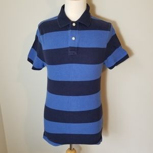J.Crew Striped Polo Shirt Size Small